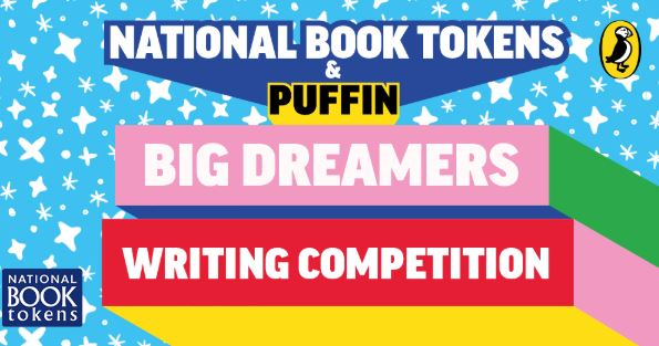 National Book Tokens and Puffin Big Dreamers Writing Competition