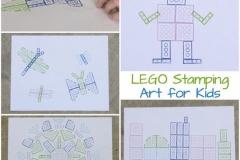 Lego-stamping