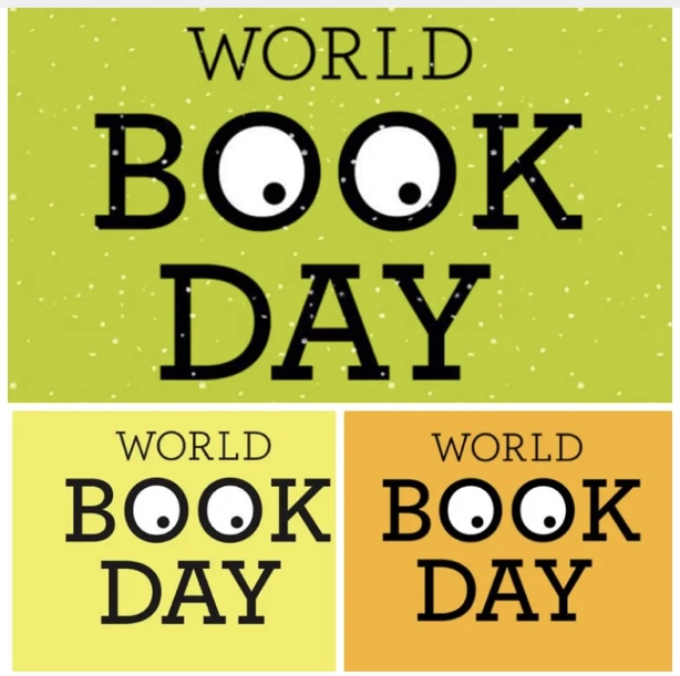 Dress up for World Book Day – Friday 5th March 2021