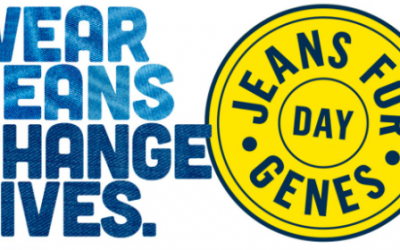 Friday 17th September 2021- Jeans for Genes Day