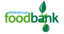 Harvest Festival – food bank donations